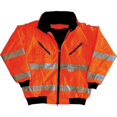 Gevavi Pilot Jacket Oranje M