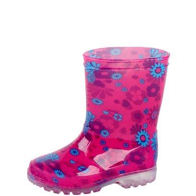 Chuva Pink Meisjeslaars Pvc Roze