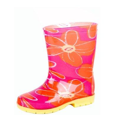 Gevavi Suze Meisjeslaars PVC Roze/oranje