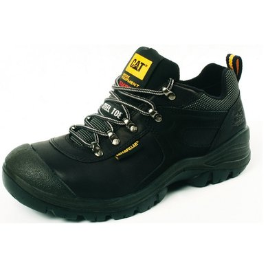 CAT Safety Boots Torque Low S3 Black