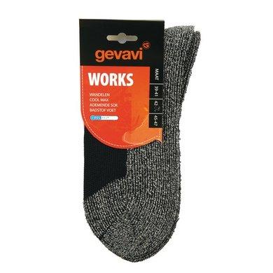 Gevavi Works Socken  Blau 39-41