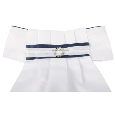 Harry's Horse Plastron Ribbon Navy