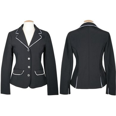 Harrys Horse Show Jacket Softshell St.tropez Black