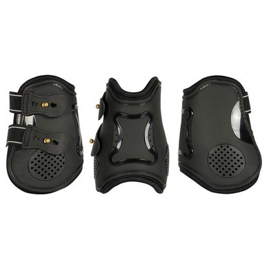 Harrys Horse Fetlock Boots Elite-r Black