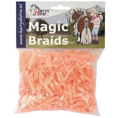 Harrys Horse Magic Braids Tüte Orange