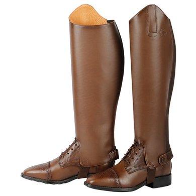 Harrys Horse Gaiters Elite Brogue Brown XS