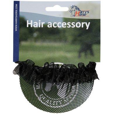 Harrys Horse Petits Filets à Cheveux Noir