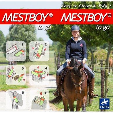Agradi Sac à Crottin de Cheval Mestboy to Go