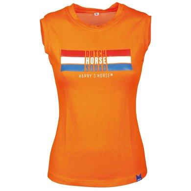Harry's Horse Tanktop Dutch Orange XL