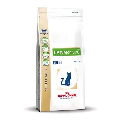 Royal Canin Veterinary Diet Kat Urinary S/O 3,5kg