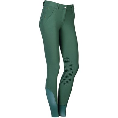 Harrys Horse Pantalon d'Équitation Hawston Grip Vert foncé D44