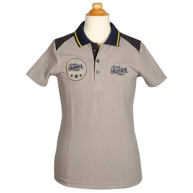 Harrys Horse Polo Junior Grijs 152