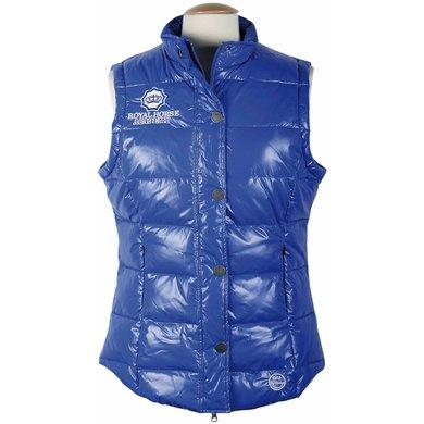 Harrys Horse Bodywarmer RHA Cobalt Dazzling Blue