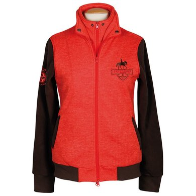 Harrys Horse Vest Grimsby Spiced Coral 152