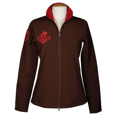 Harrys Horse Softshell Jas Tenbury Bracken 140