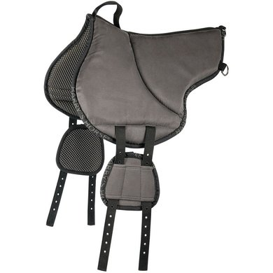 Harry's Horse Bare Back Pad Zwart