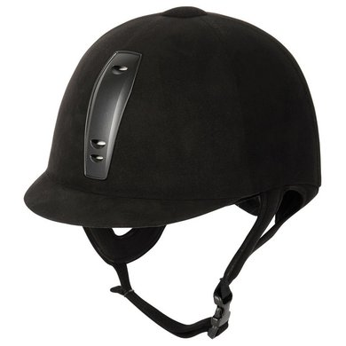 Harrys Horse Veiligheidscap Pro+ Zwart