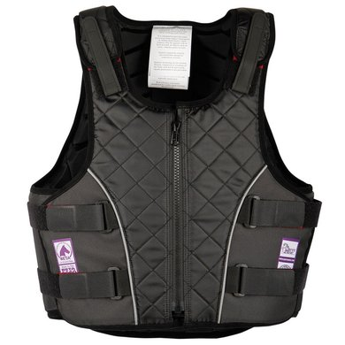 Harrys Horse Bodyprotector 4Safe Senior Noir