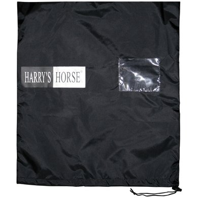 Harrys Horse Schutzhülle für Sicherheitsweste Schwarz Junior
