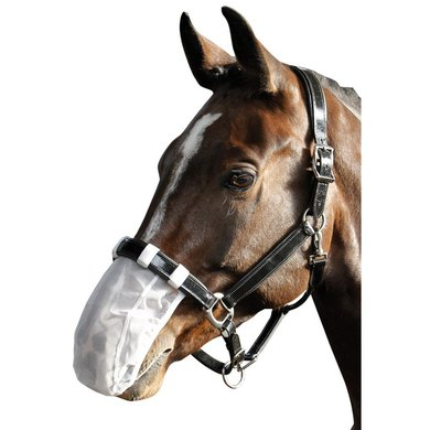 Harrys Horse Nose Net White Universeel