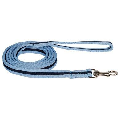 Harry's Horse Lijn Soft 2m Light Blue/Navy