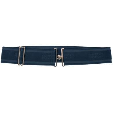 Harrys Horse Elastic Girth Blue
