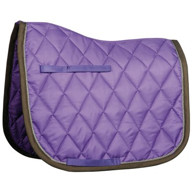 Harrys Horse Tapis de Selle de Dressage Next Violet/Gris Full Dr