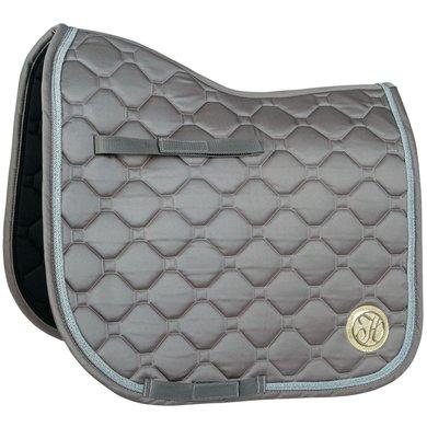 Harry's Horse Zadeldek Silverton Dressuur Smoked Pearl Full