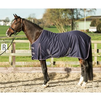 Harrys Horse Summerrug Polycotton Navy
