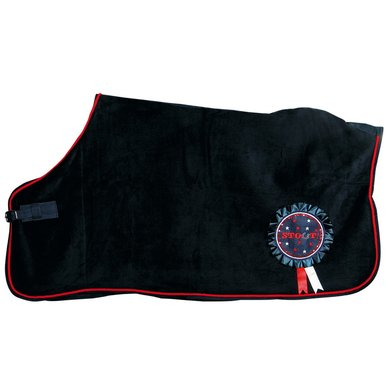 Harrys Horse Fleecedeken STOUT! Navy 125cm