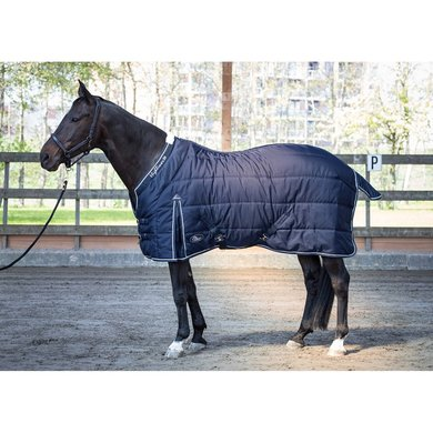 Harrys Horse Staldeken Highliner 200g Black Iris