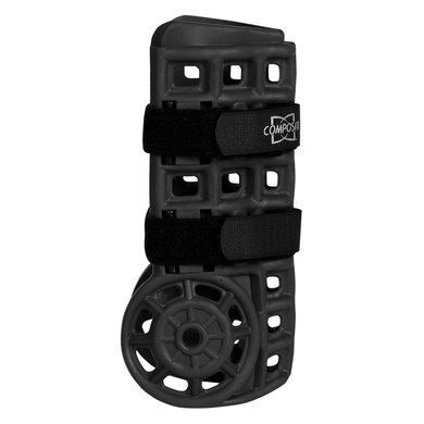 Harrys Horse Tendon Boots Protech Black Full