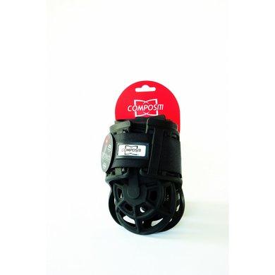 Harrys Horse Fetlock Boot Protech Black Full