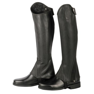Harrys Horse Mini Chaps Nero Noir