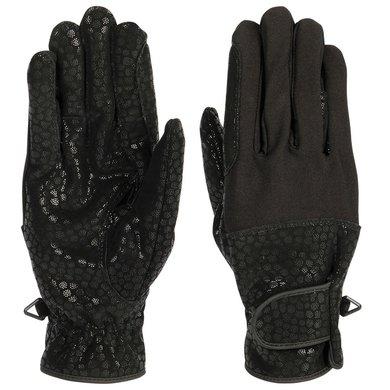 Harry's Horse Handschoenen Elegance Zwart