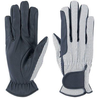 Harrys Horse Gloves Ultra White/Black