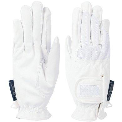 Harrys Horse Mesh Domy Glove White