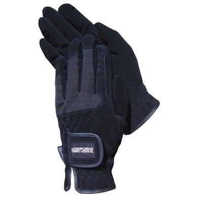 Harrys Horse Mesh Domy Glove Black