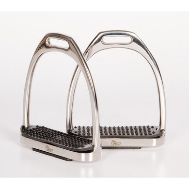 Harrys Horse Stirrups Stainless Steel