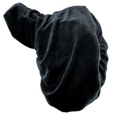 HKM Saddle Cover Polar Fleece Black