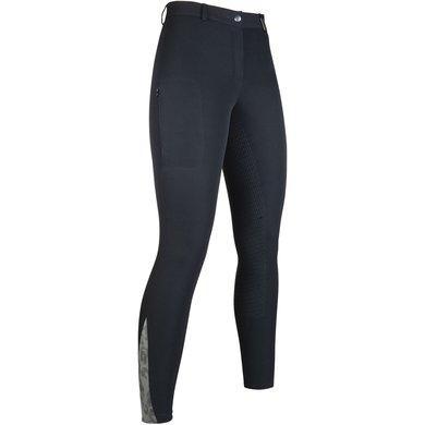 HKM Pantalon d'Équitation Survival Noir 34