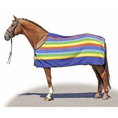 Hkm Zweetdeken Rainbow Bont 165/215