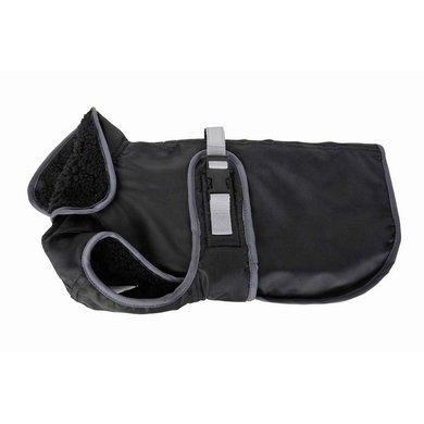 HKM Dog Coat Bismarck Black 36