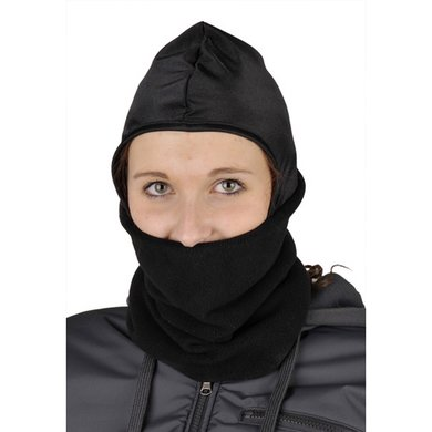 HKM Neck And Face Warmers Black Universal