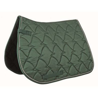 HKM Saddle Cloth Cassandra Green