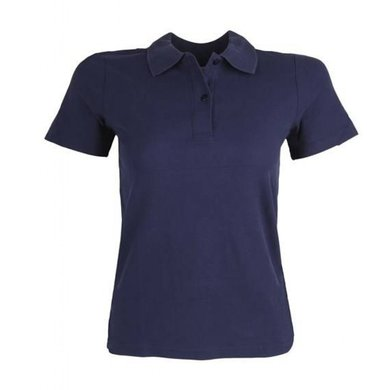 HKM Ladies' Polo Shirt Stedman Blue S