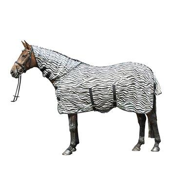 HKM Vliegendeken Met Hals Zebra