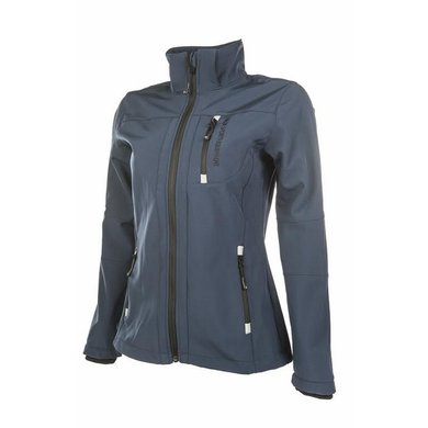 HKM Softshell Jacket Sport Ladies Darkblue