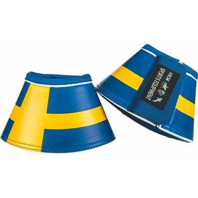 HKM Cloches d'Obstacles Flags Suède Cob