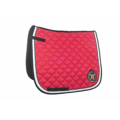Lauria Garrelli Zadeldek Polo Classic Roze Dressuur